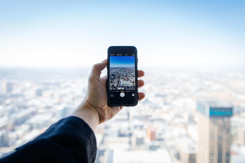 Världen i din telefon